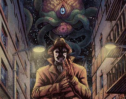 Rorschach | Watchman