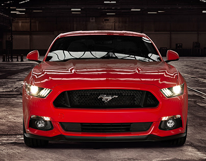 Ford Corporate Communications– Ford Mustang