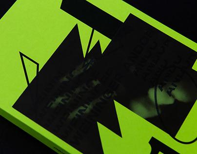 Personality of the Bauhaus - Weininger Andor Artbook