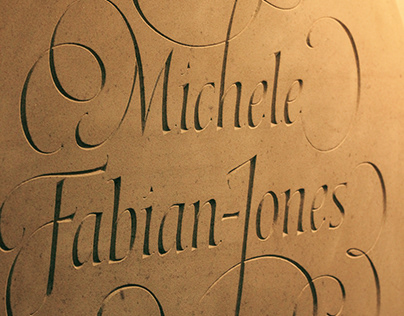 Headstone Engraving