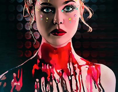 """The Neon Deon"" - Alternative Posters"
