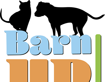Barn Up! Animated Logo