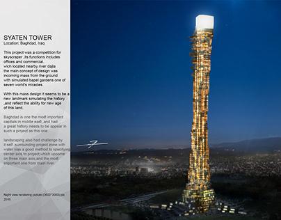 SYATEN TOWER