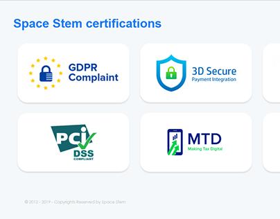 SPACESTEM Certification : Quick Glimpse!
