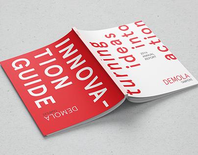 Demola Annual Report / Innovation guide