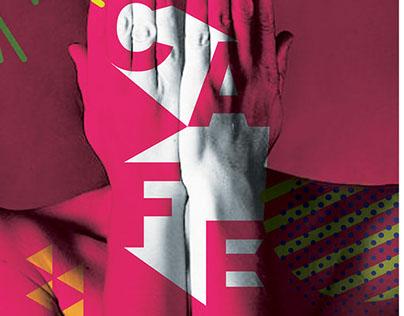 Contemporary Art Festival branding