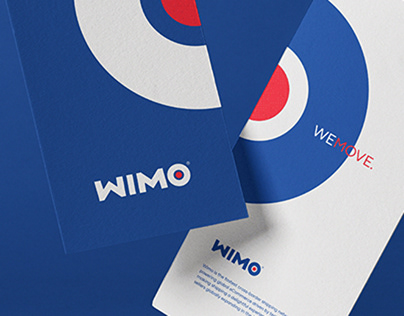 Wimo / Brand identity system / UAE & KSA