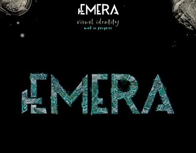 EMERA - visual identity (WIP)