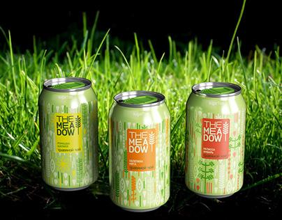 """Herbal tea """"The meadow"""""""