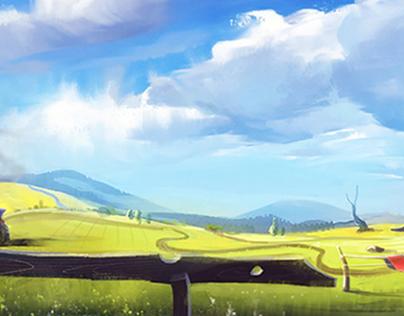 Sketch_landscape