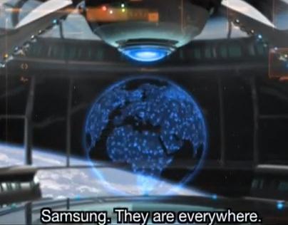 SAMSUNG ROBOTS