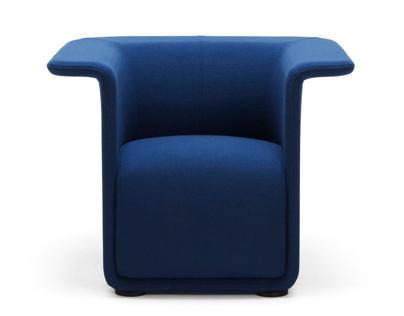 HUB armchair for Materia AB.