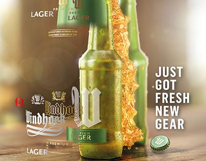 Windhoek - New Packaging
