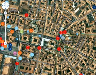 Mappe Urbane