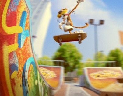 Cheetos Skatepark