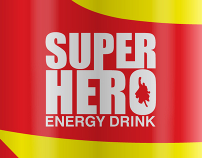 SUPERHERO (Energy Drink)