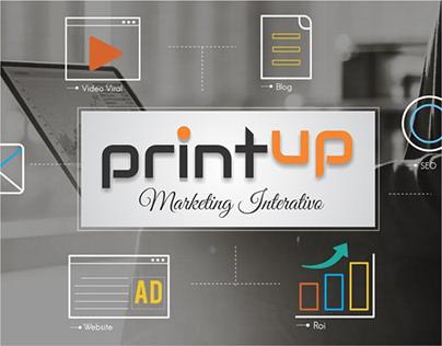 Print-Up Marketing Interativo