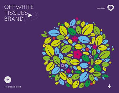 offwhite Tissues-New Brand 2019