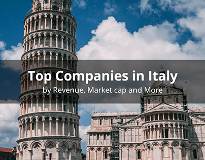 Top Companies in Italy