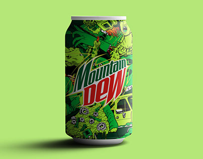 Mountain Dew Brazil Launch