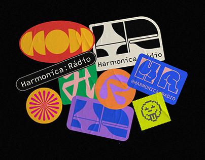Harmoníca:Rádio
