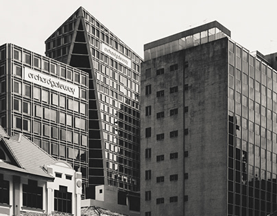 Patterns, Shapes and Buildings along Orchard road