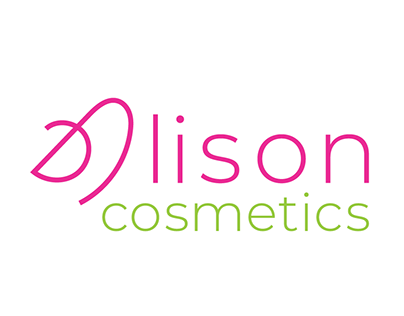 Alison Cosmetics Branding, Identity design, style guide