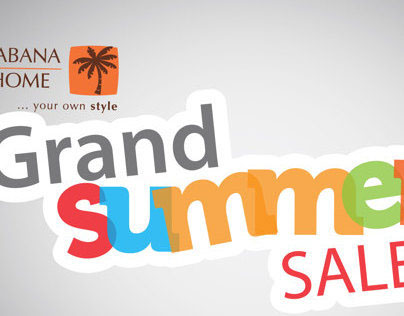Promo Grand Summer Sale ´12