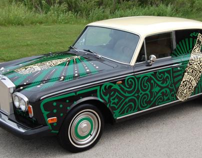 Perrier Custom Rolls Royce