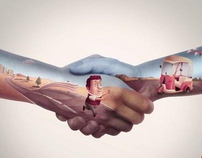 CrediScotia - Hands