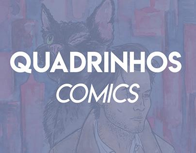 Otávio Martinez | Quadrinhos