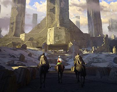 journey to AXOOR