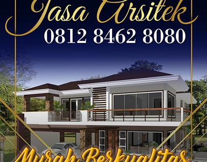 HARGA TERBAIK !!!, 0812 8462 8080 (Call/WA), Jasa Arsit