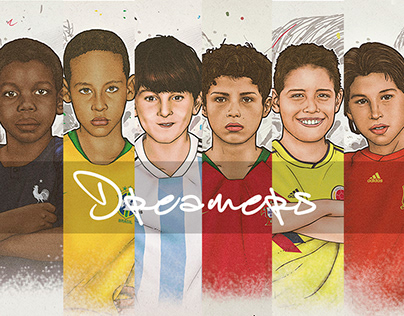 DREAMERS - FIFA World Cup Russia 2018