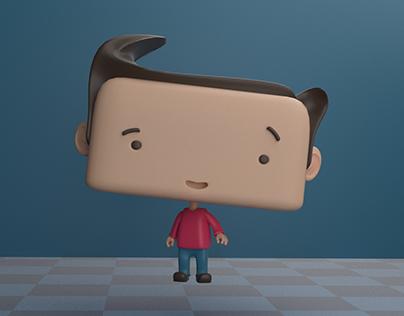 3D | Pancho