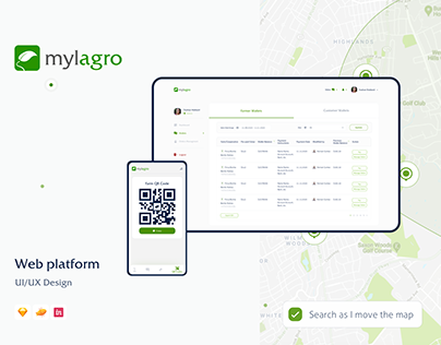 MyLagro Website & Mobile App