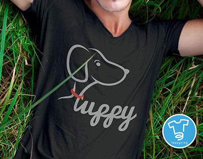 Puppy Dog T-Shirt Teespring