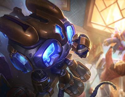 Hextech Amumu - League of Legends