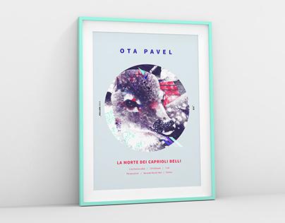 Ota Pavel Cover & Poster