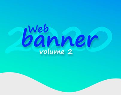 Web Banner - volume 2