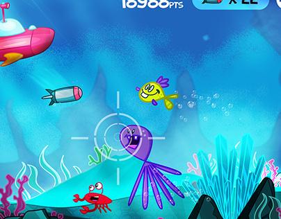 Submarine Videogame