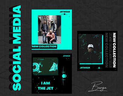 Social Media - JetWear