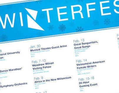 UF's Winterfest 2013