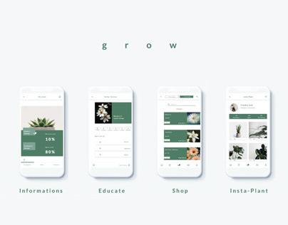 GROW - PLANT APP