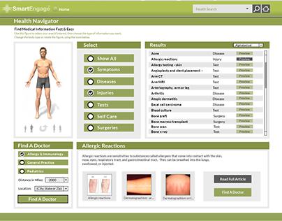 ADAM Health Navigator