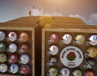 """ESPN U """"Rose Bowl"""" Network ID"""