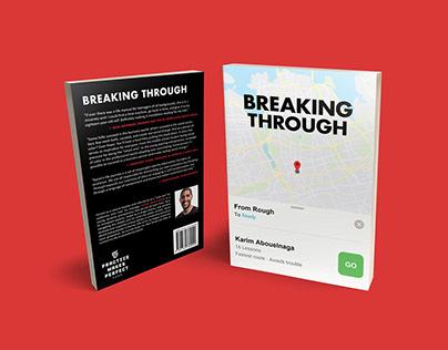Breaking Through: Book Cover Design