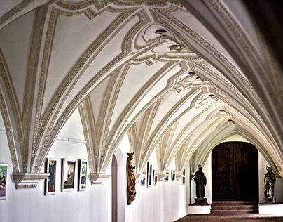 Kreuzgang Kloster Benediktbeuern // Photography