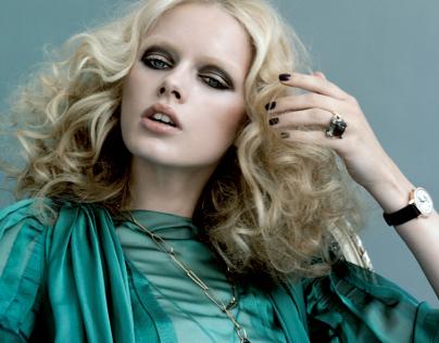 elegance jewellery shoot