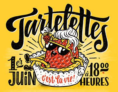 La Fête des Tartelettes